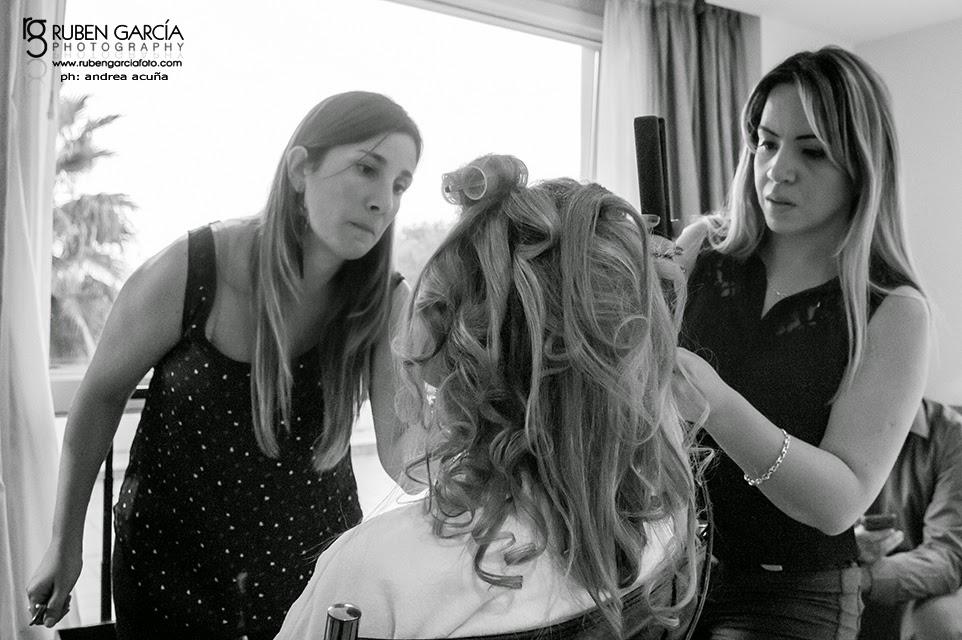 novia, maquillaje, cintia ferreyra, hotel holiday inn, fotografa andrea acuña
