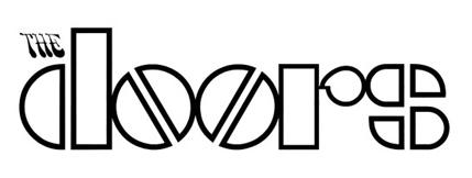 The Doors font  sc 1 st  Fiberglass Jacket & Fiberglass Jacket: Rock n\u0027 roll fonts