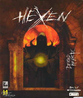 hexen pc video game