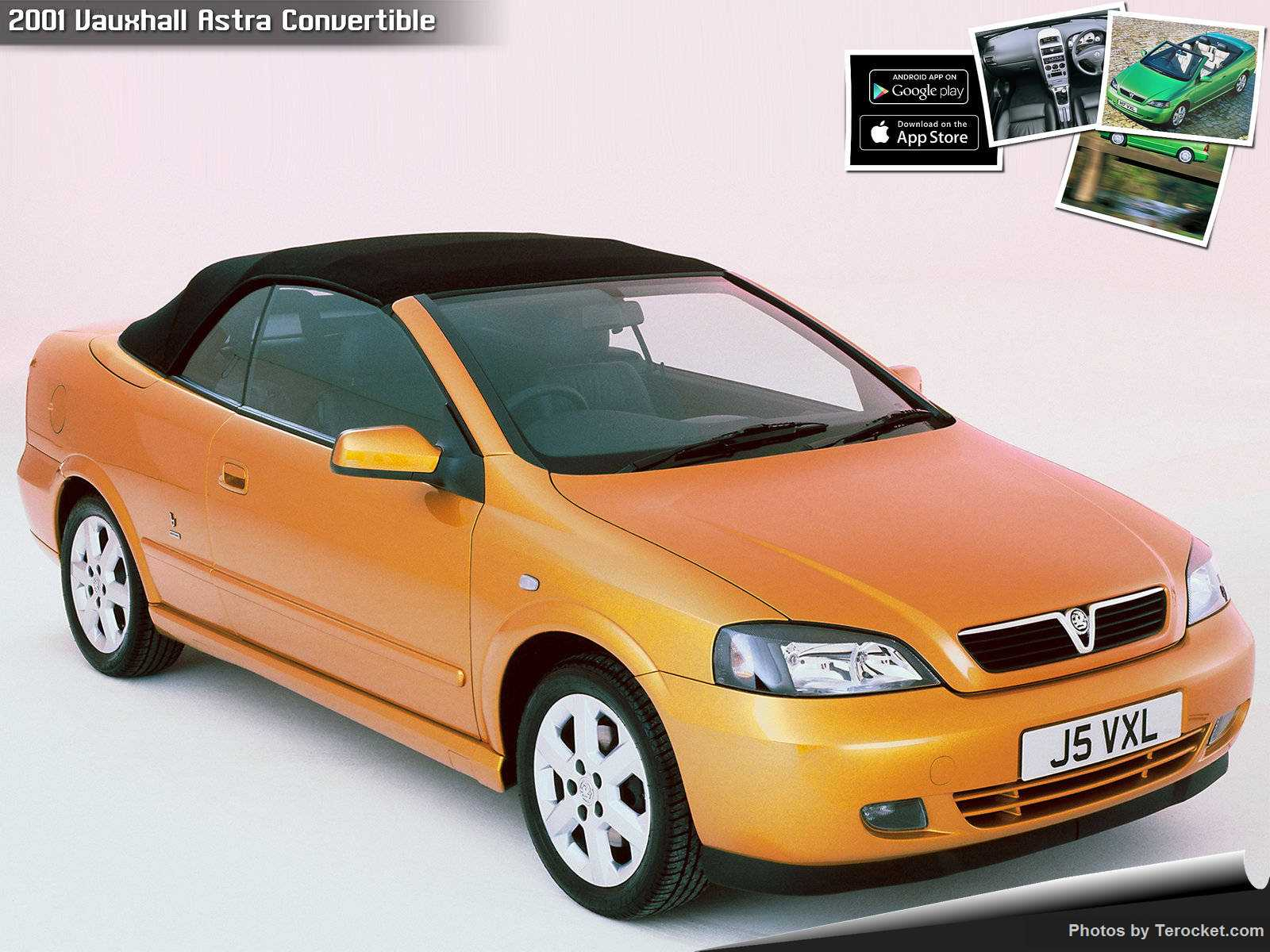 Hình ảnh xe ô tô Vauxhall Astra Coupe 888 2001 & nội ngoại thất