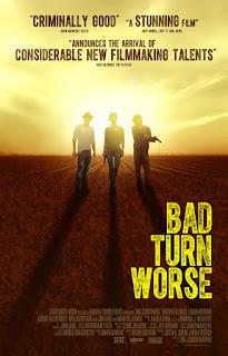 Watch Bad Turn Worse (2013) movie free online