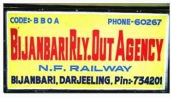 Bijanbari Railway Ticketing Agency to Shuts Down