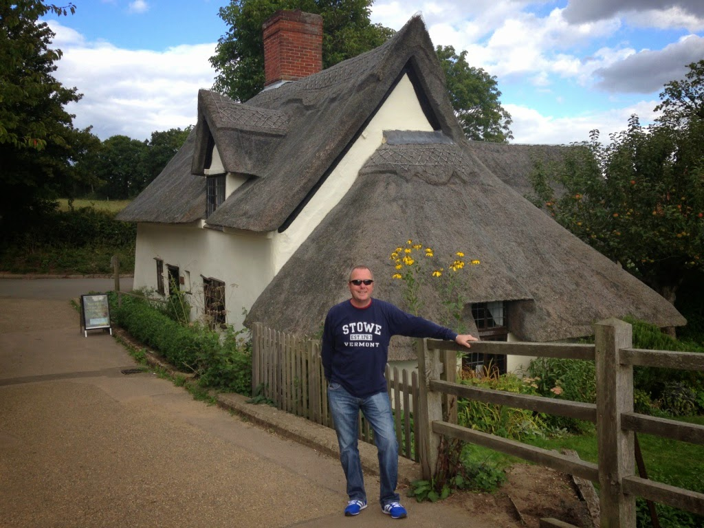 Flatford Bridge Cottage