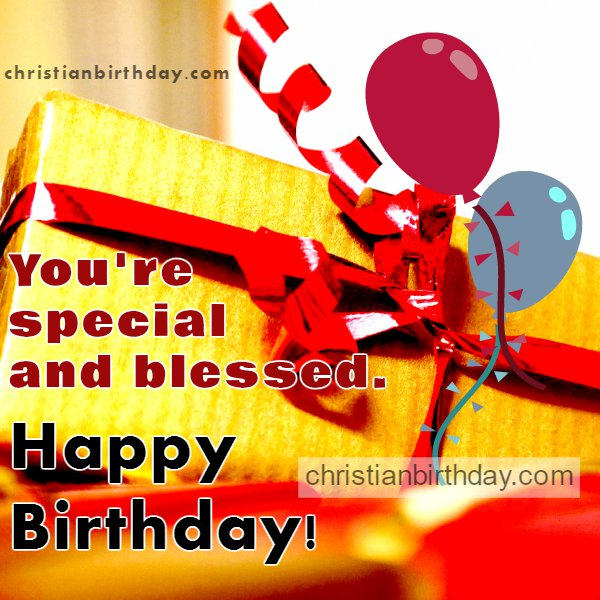 free birthday card christian quotes