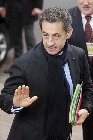 SARKOZY WANTS FRANCE FOR THE FRENCH ONLY?