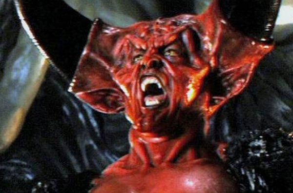 Tim Curry in Legend