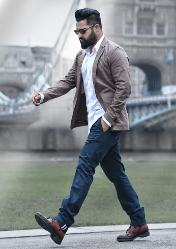 NTR - Sukumar film release on 8 January 2016