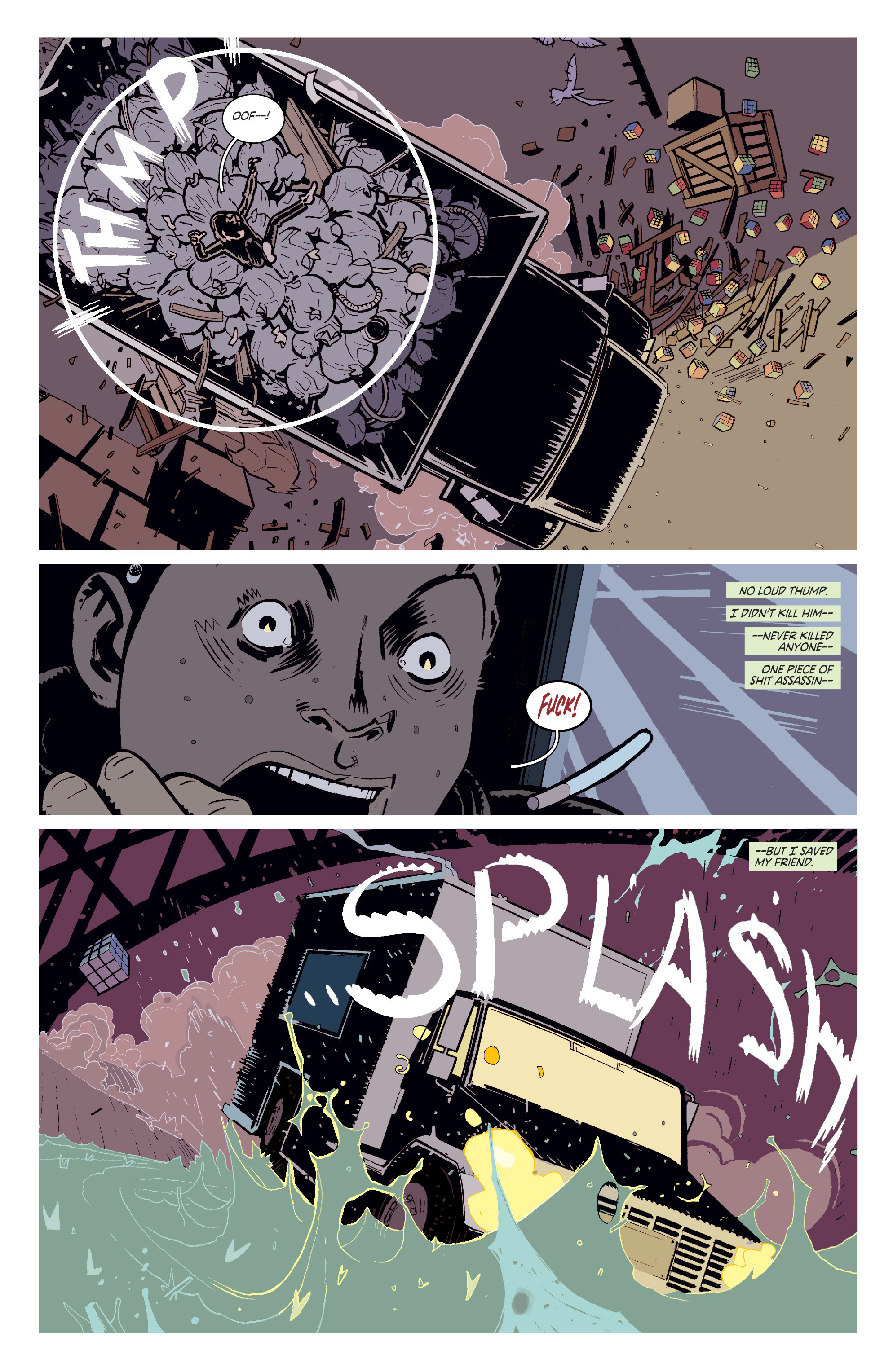 Read online Deadly Class comic -  Issue # _TPB 3 - 32