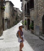 En Ainsa (Huesca)