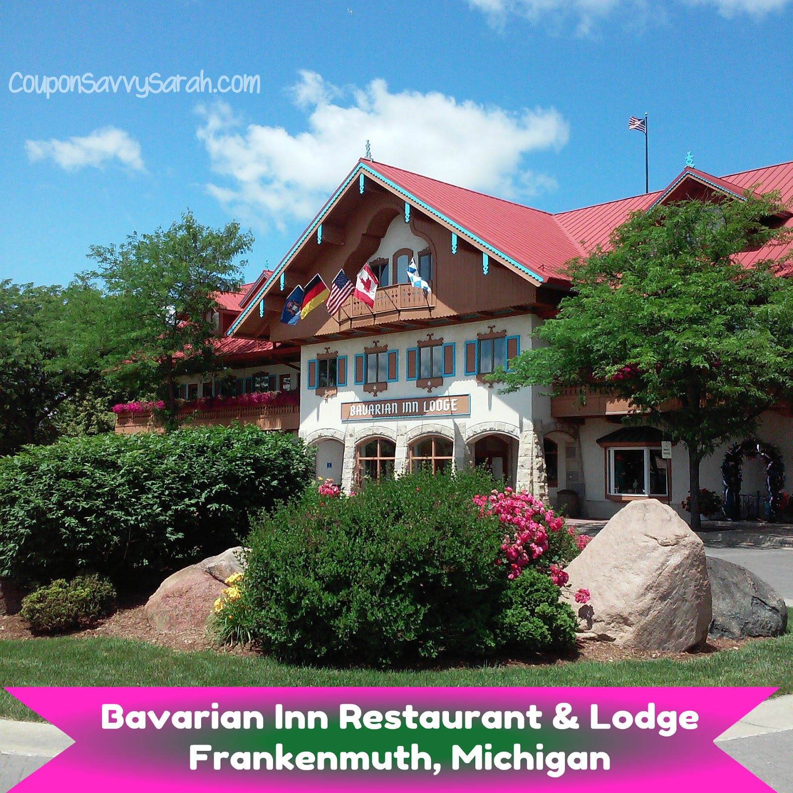 Bavarian inn restaurant coupons