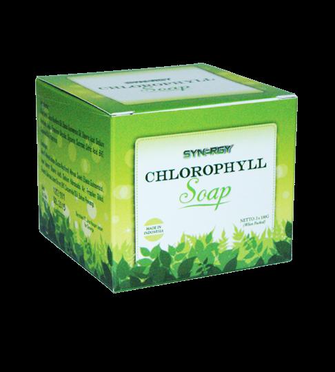 Synergy Chlorophyll Soap