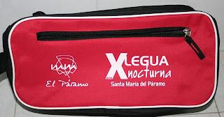 X Legua Nocturna Santa Maria del Paramo