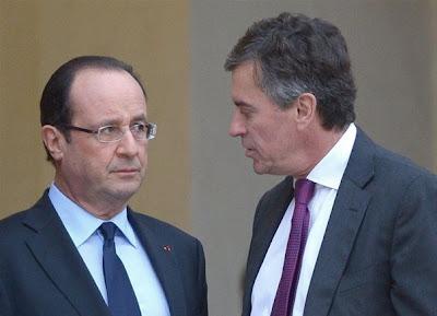 Hollande a pris acte avec grande sévérité des aveux de Cahuzac