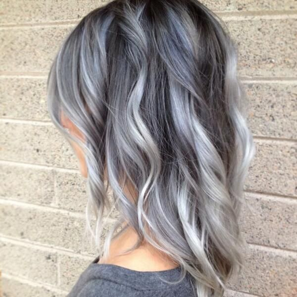 Amazing silver highlights images and video tutorials gallery pmusecretfo Images