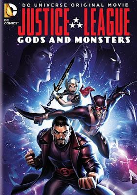La Liga de la Justicia: Dioses y monstruos – DVDRIP LATINO