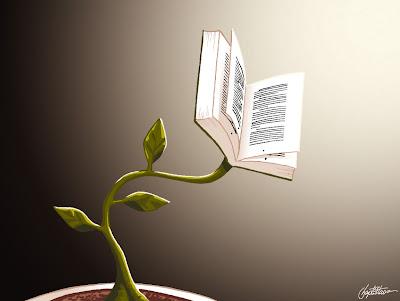 Jovem, faça a Palavra de Deus chover em terra seca.