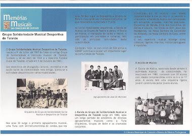 Talaíde - Historial da Banda de Música