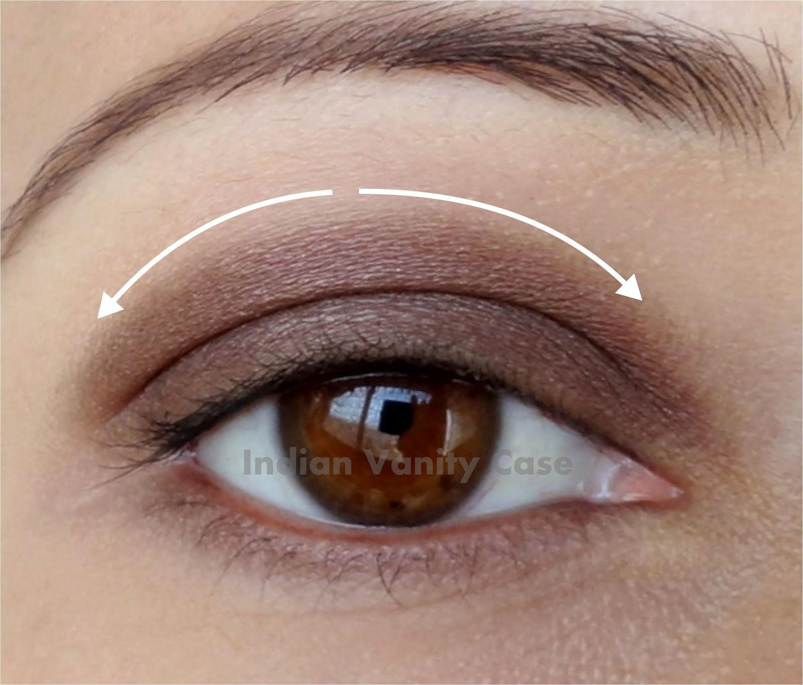 Indian Vanity Case: Basic Eyeshadow Blending Tutorial & Tips