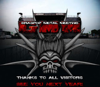 Graspop Metal Meeting : une tuerie!