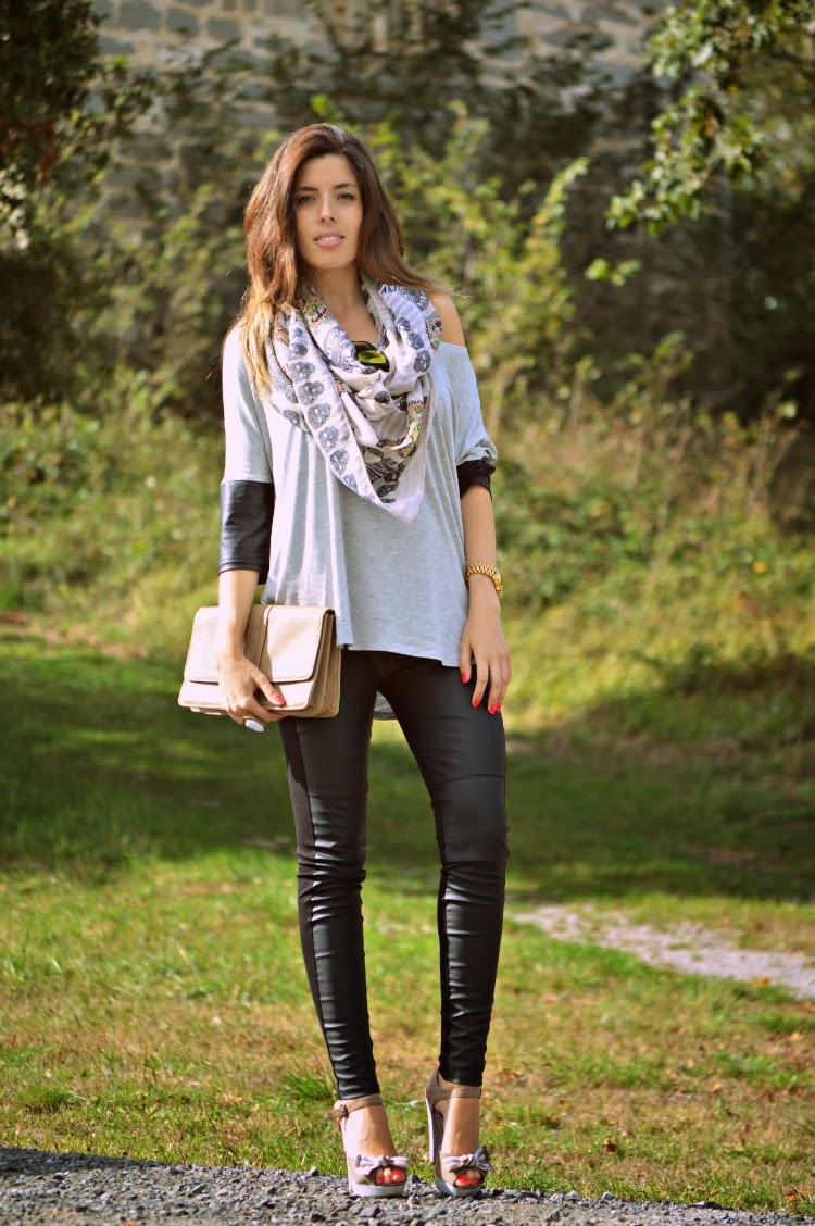 Leggings premamá- mix and match