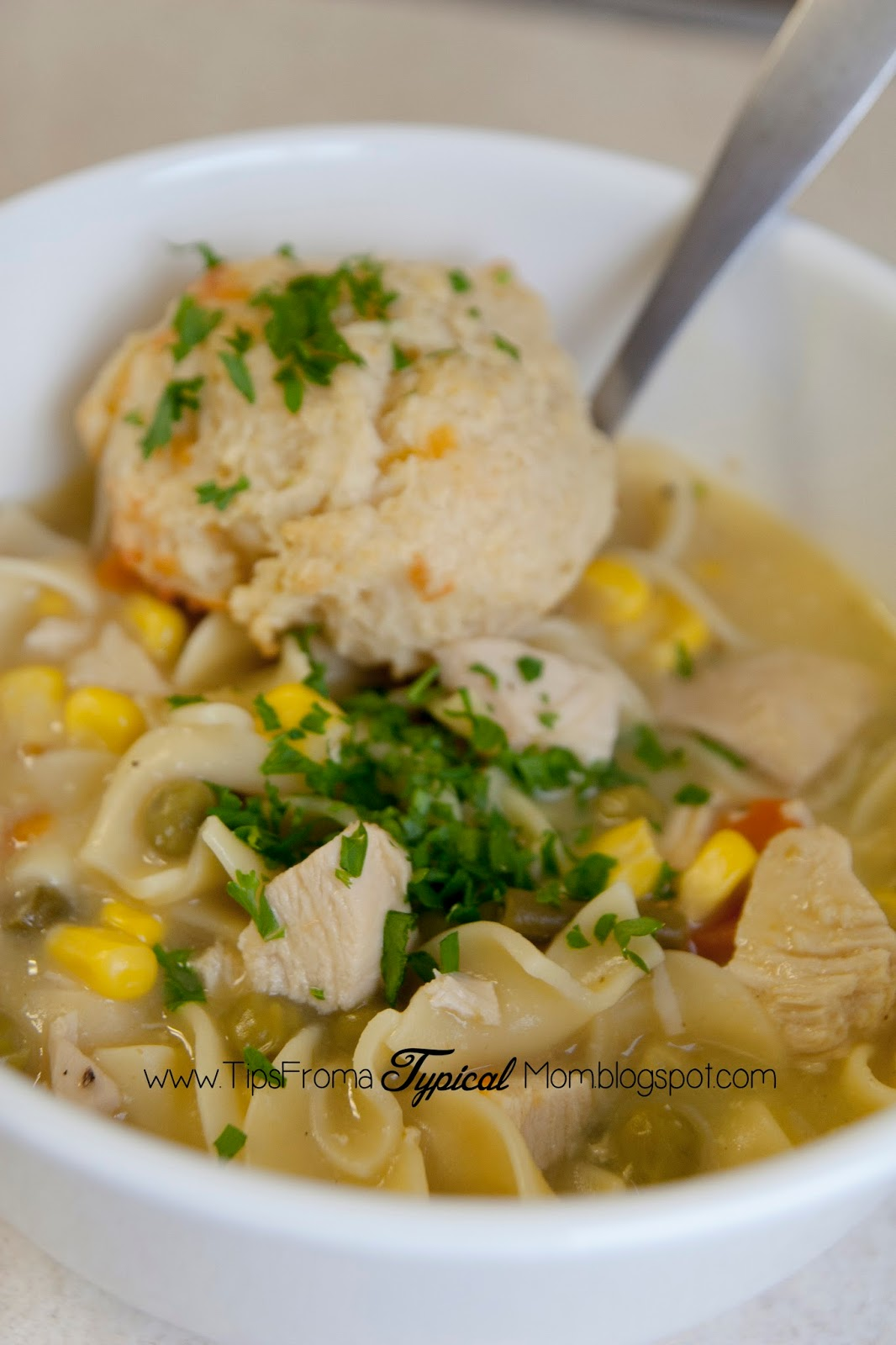 5 Ingredient Crockpot Chicken Pot Pie Soup Recipe - Tips ...