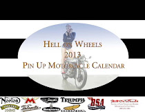 2013 Hell On Wheels Calendar