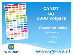 candy bij ge-we hobby