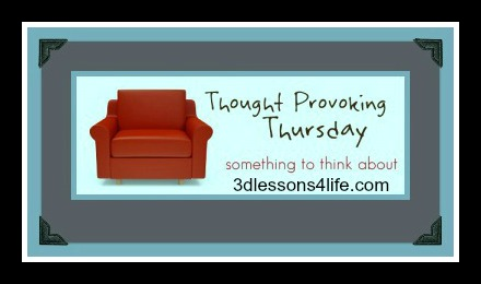 Thursday Linkup