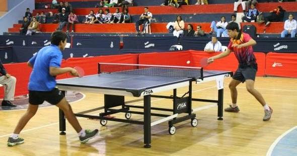 Soy san lorenzo se viene el torneo de medios partidarios de tenis de mesa en boedo - Torneo tenis de mesa ...