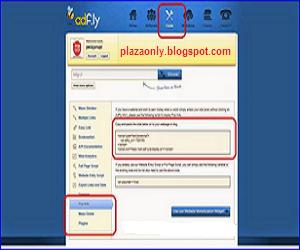 Cara Mendapatkan Uang Dari Blog Dengan PopAds Adfly