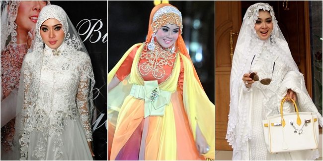 Baju Baju Pengantin Muslimah Indah - User Mailza Indonesia