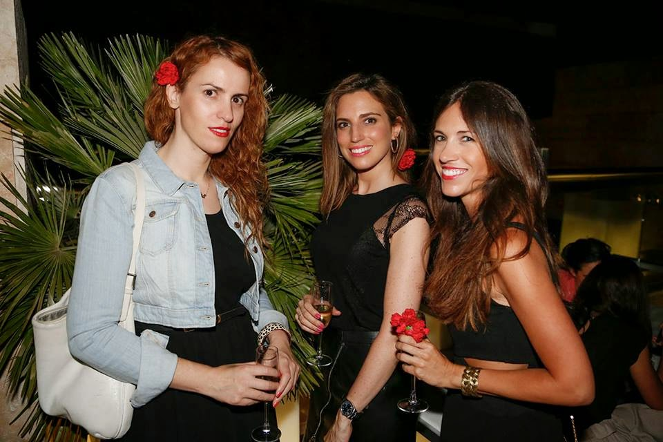 Terraza Hotel Urban, Party, Afterwork, Party, Carmen Hummer, Bloggers, Celebrities, Fashion Style, Life Style