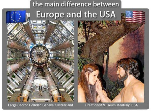 Dating usa vs europe