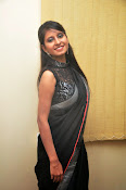 Model Shehnaaz Glam pics in saree-thumbnail-9