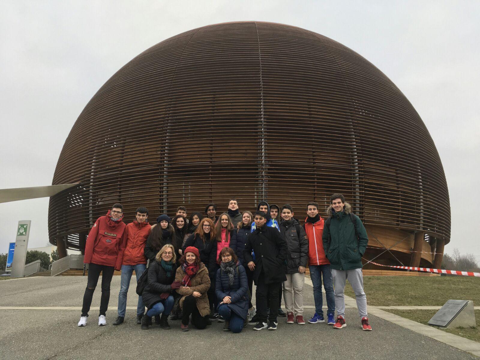 Visita al CERN 2018