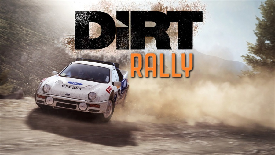 Dirt Rally PC Game Download Poster