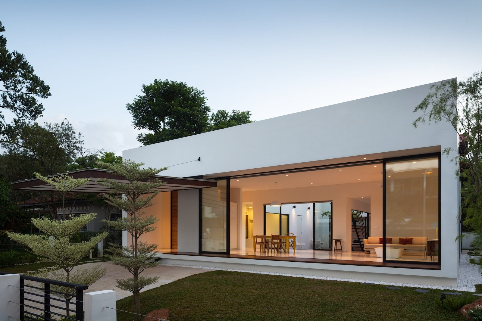 50 more singapore houses urban architecture now - Architecture Design Houses