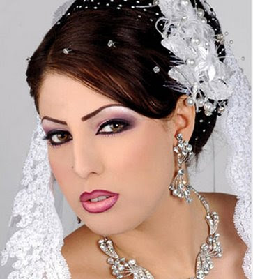 Heavy  Makeup on Bridal New Look Eye Make Up   Styling World