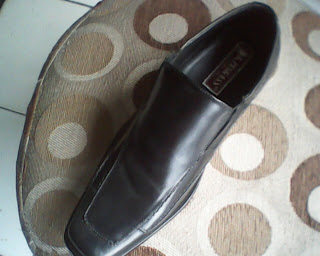 sepatu l.peggass yang unik