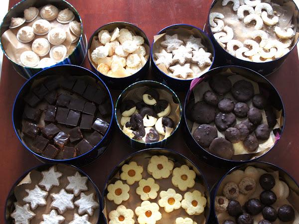 Bilder aus der (glutenfreien) Weihnachtsbäckerei II