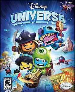 Disney Universe pc