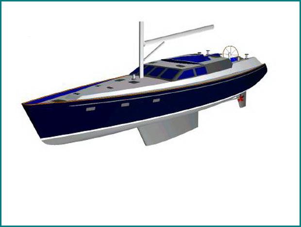программа проектирования моторных лодок