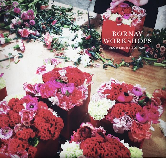 Bornay bornay nuevos workshops - Flowers by bornay ...