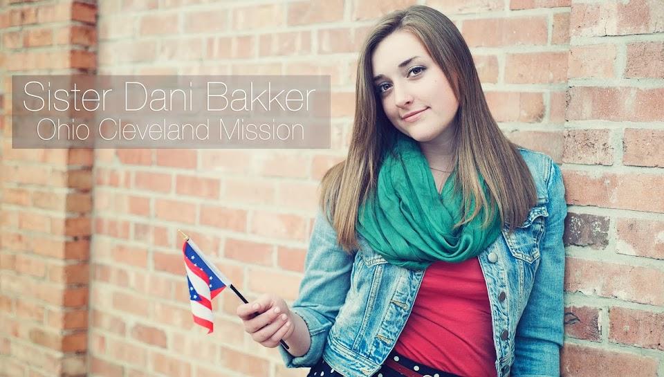 Sister Dani Bakker