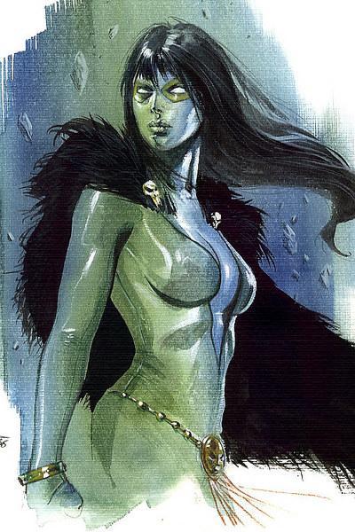 Gamora Character Review - 1