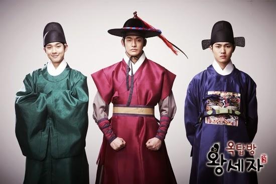 South Korea Addict: Rooftop Prince