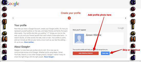 how to create a new gmail