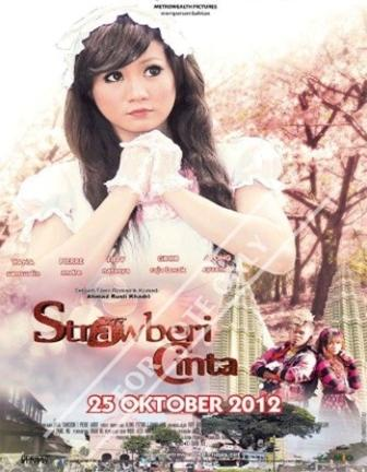 Strawberi Cinta Full Movie