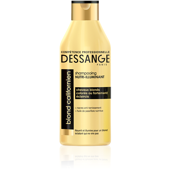 2 shampoing nutri illuminant de dessange - Shampoing Colorant Blond