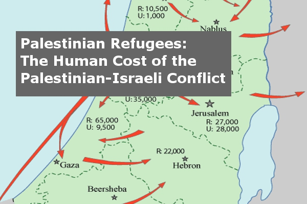 the origins and history of the palestinian refugees The history of the israeli-palestinian conflict started in the late 19th century and early 20th century  origins edit national  the palestinian refugees were.